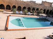 Oasis swimming pool — Stock Photo