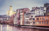 Girona city — Photo