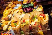 Burritos — Stock Photo