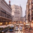 Madrid rush hour — Stock Photo #28754371
