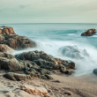 Costa Brava coast — Stock Photo