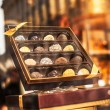 Belgian chocolate — Stock Photo