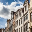 Belgian house — Stock Photo