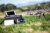 Drone zařízení — Stock fotografie