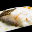 Stock Photo: Codfish