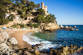Lloret de mar — Stockfoto