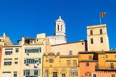 Girona colors — Stock Photo