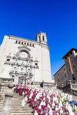 Girona temps flors — Stock Photo