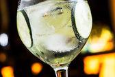 Gin Tonic — Stock Photo