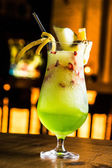 Melon daiquiri — 图库照片