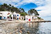 Salguer - Costa Brava — 图库照片