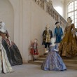 Baroque or victorian clothes and dresses — Stock Photo