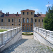 View of the Villa della Regina (Queen's Villa) in Turin, Italy — Stock Photo