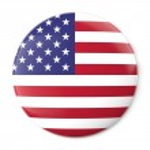 United States Pin-back — Stock Photo #23910997