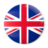 United Kingdom Pin-back — Stock Photo