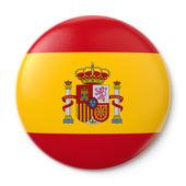 Spain Pin-back — Stock Photo