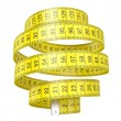 tape measure&quot — Stock Photo