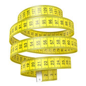 Tape Measure — Stockfoto