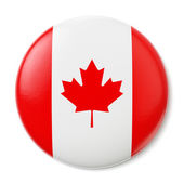 Canada Pin-back — Stock Photo