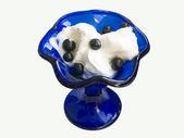 The little blue vase — Stock Photo