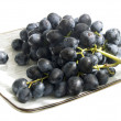 Stock Photo: Still life with grapes