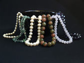 Les perles — Photo