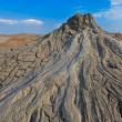 Mud Volcanoes in Buzau, Romania — Stock Photo #12248178