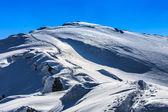 Path to the mountain top — Stock Photo