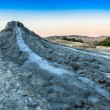Mud Volcanoes in Buzau, Romania — Stock Photo #16099695