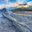 Mud Volcanoes in Buzau, Romania — Stock Photo #18653237