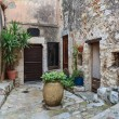 eze village — Stock Photo