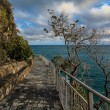 """Via dell amor"" of Cinque Terre — Stock Photo"