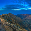 Fagaras Mountains, Southern Carpathians — Stock Photo