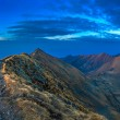 Fagaras Mountains, Southern Carpathians — Stock Photo