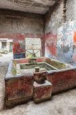 Ruins of Pompeii Italy — Stock Photo