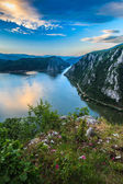 The Danube Gorges — Stock Photo