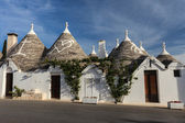 Alberobello, Italy — Stock Photo