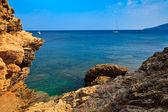 Kust op elba eiland — Stockfoto