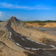 Mud Volcanoes in Buzau, Romania — Stock Photo #31051719