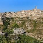 Sassi of Matera. Basilicata. — Stock Photo #31954309
