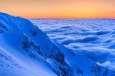 Piatra craiului montanhas, roménia — Foto Stock