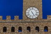 Palazzo Vecchio. Florence, Italy — Stock Photo
