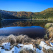 Stock Photo: Saint Anna Lake