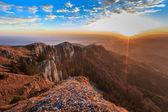 Paesaggio di montagna — Foto Stock