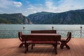 Danube River, Romania — Стоковое фото