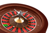 Casino roulette — Stock Photo