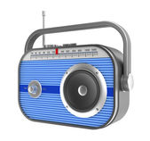 Retro radio concept — Stock Photo