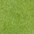 Green grass artificial texture and surface  — Foto Stock