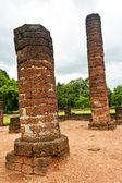 Wat chang lom temple in Sukhothai Historical Park , Thailand — Stock Photo