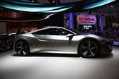 Acura NSX concept — Stock Photo
